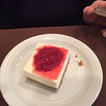 Cherry Cheesecake - very good