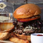 Bosscat Burger - Bosscat Kitchen and Libations - Newport Beach