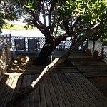 Balcón con vista a la Bahía