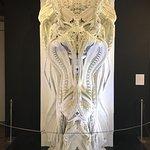 Exposição temporária de um elemento arquitetônico desenvolvido por impressão 3D
