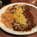 Enchiladas De Tejas