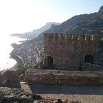 Chateau de Roquebrune-Cap-Martin Foto