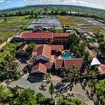 Aerial View of Golden Berries Hotel, Tabuk