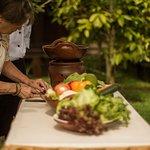 cooking class at Bhuwana restaurant