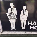 Cute signage