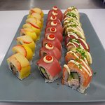 Fresh sushi !!! Come and taste it !!