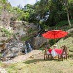 Photo de Kangsadarn Resort And Waterfall