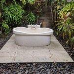 Villa 1-Outdoor bath