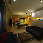 "Foto de wombats CITY HOSTEL VIENNA ""The Lounge"""