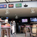 View of bar from Soi 11