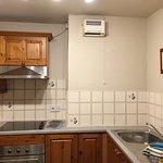 Fisher Gill kitchen