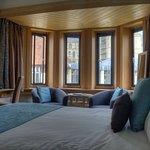 Lodge double room