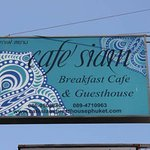 Photo de Cafe Siam Breakfast Cafe