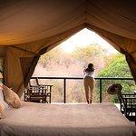 Sekenani Camp Tented Camp Maasai Mara interior
