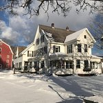 Winter at Farmhouse Inn