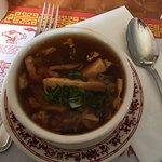 Hong Wah Restaurant - Hot & Sour Soup