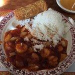 Hong Wah Restaurant - Spicey Shrimp