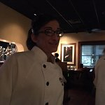 Bonefish Grill - Megan, our waitress (bravo!!!)