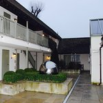 The Crown of Crucis Country Inn and Hotel Foto