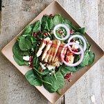 Featured salads