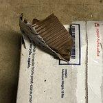 soaked mail order box