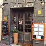 Petite actualitée le Restaurant grains de siecle est ouvert les dimanches midi pour plus de plai
