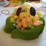 Avocado Shrimp