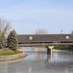Covered Bridge at Frankenmuth MI