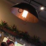 Wok Lamp