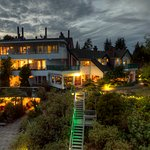 Sooke Harbour House Resort Hotel Foto