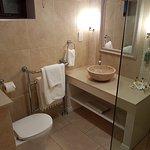Courtyard Double Room - Bathroom
