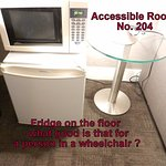 Accessible Room No. 204
