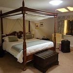 Tower Suite with Four Poster Bed
