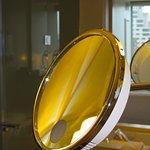 Room 1006 - Bathroom, lighted makeup mirror