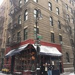 Snowy New York brunches in the West Village