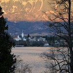 view to Bled