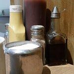 Tabletop condiments