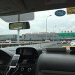 In and around the Boyue Shanghai HongQiao Airport Hotel