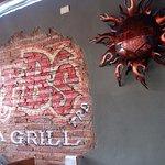 Buena decoración!!! muy grill