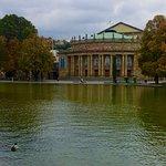 Schlossgarten Foto