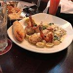 Shrimp & Scallop Orecchiette Pasta