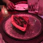 Pecan Pie w/caramel and fudge drizzle.
