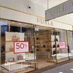 Newly opened Furla