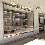Newly opened Michael Kors