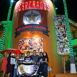 Desperados is one of Los Cabos Top 25