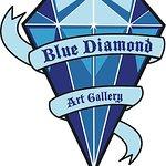 Blue Diamond Art Gallery