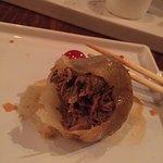 Oxtail dumpling