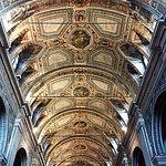 Milano, chiesa di s. Maria della Passione: volta della navata centrale