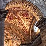 Milano, chiesa di s. Maria della Passione: volta del transetto sinistro