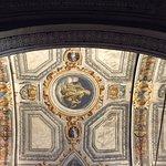 Milano, chiesa di s. Maria della Passione:volta della navata centrale - particolare